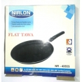 Nirlon Non-stick Flat Tawa/Griddle Cookware NR-48555 250mm