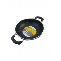 Tarrington House Non Stick Kadai-1.5 ltrs-590gm