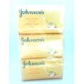 Johnson's Soft & Fresh Unwind Soap 125g  (set of 3 pcs)