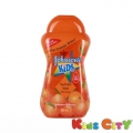 Johnsons Kid Wild Orange Wave Top-To-Toe Wash Refreshing-300ml