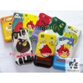 Angry Birds fashion Hard Back protector Case Cover for  i 9000 Galaxy S