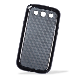 Black Case cover for samsung galaxy S3