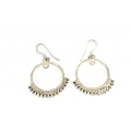 Earring0057-Nice Earring made with Beautiful Sterling Silver