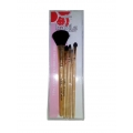 Babila 5 Pcs. Cosmetics Brushes MBS-V02