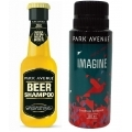 park avenue imagine(with beer shampoo)150ml