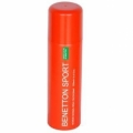 Benetton Sport Women Deo (Red)-200ml