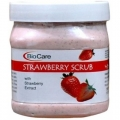 Biocare Strawberry scrub with Strawberry Extract-500G