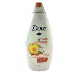Dove Go Fresh Nourishing Shower Gel  peach & white ginger Body Wash-500ML