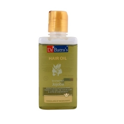 Dr Batras Hair Oil Enrich With Jojoba-100ml