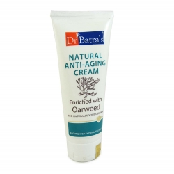Dr Batras Nautral Anti-Aging Cream Enriched With Oarweed-100gm