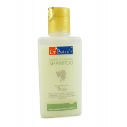 Dr Batras Dandruff Cleansing Shampoo With Thuja-100ml