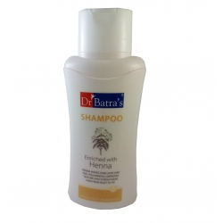 Dr Batra's Shampoo Enriched With Henna-500ml