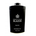 English Blazer Black Deodorising Talc-150gm.