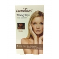 Cameleon Chocolate Waxing Strips For Face And Underarm-20 wax strips, 1 finish wipe