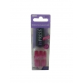 ImPress Press On Manicure Artificial Dark Pink Nails-24pcs