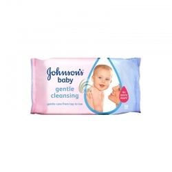 Johnsons Baby Gentle Cleansing 56 Wpies Top To Toe