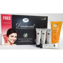 Joy DIamond Skin Brightening Kit  with Skin Fruit Face Wash 50ml