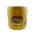 Joy Honey And Almonds Nourishing Skin Cream With Wheatgerm Oil And Natural Sunscreen-800ml