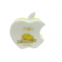Liboni Nailpolish Remover Pad Lemon Flavoured 18g