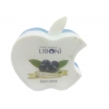 Liboni Nailpolish Remover Pad Blueberry Flavoured 18g