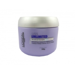 Loreal Paris Liss Unlimited Keratinoil Complex Smoothing Masque For Rebellious Hair Masque-196gm