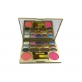 MAC 16 Colours 12 Colors Eye Shadow 2 Colors Blusher And 2 Colors Eye Brow Powder 04-42gm