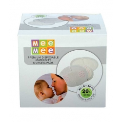 Meemee Permium Disposable Maternity Nursing Pads-48pcs MM-3720