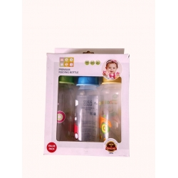 MEEMEE PREMIUM FEEDING BOTTLE PACK OF 3-MM-RP 9 B