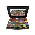 Miss Rose Professional Make-up Wet 48 color Eye Shadow With Aloe vera And Vitamin E-56gm