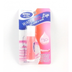 Nivea Lip Care Strawberry Lip Balm-4gm