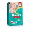 Pampers Baby Dry-Pants Medium For 7-12kg-42 Diapers