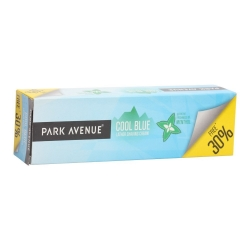 Park Avenue Cool Blue Lather Shaving Cream With Menthol-91gm