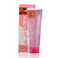 Pietty Cieam Face And Body Strawberry Cleansing Scrub Gel-100Ml