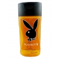 Play Boy Spicy Miami Shower Gel And Shampoo (Made In Spain)-250ml