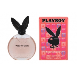 Playboy Generation Eau De Toilette Perfume For Her-90ml