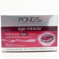 Ponds Age Miracle deep action Night Cream Intelegent pro cell complex- 25g
