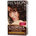 Revlon ColorSilk  NO.-30 (Dark Brown) Ammonia Free