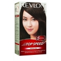 Revlon Top Speed Hair Color 65 Dark Brown Ammonia Free