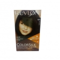 Revlon Hair Color ColorSilk -1WN Soft Black 3D Color Technology-150gm