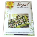 Royal 3 pcs Printed Double Bed Sheet Set By arc-720gm