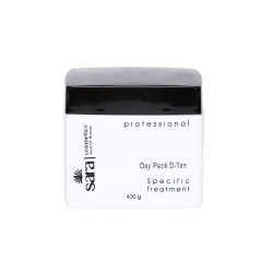 Sara Professional Oxy Pack D-Tan Specific Treatment-400gm