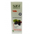 Sara Herbals Whitening Face Wash Mulberry D-Tan-50gm