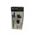 Music Flower Long Wear Gel Eyeliner 24H Eye Studio (Black And Brown) -6gm