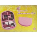 Queens Make Up Kit and Manicure Pedicure Set-18Pcs-190gm