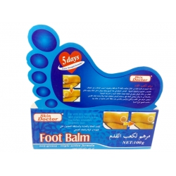 Skin Doctor Foot Balm Triple Action Formula-100gm