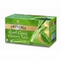 Twinings Of London Earl Grey Green Tea-25bags