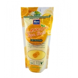 Yoko Lemon Spa Salt-300gm