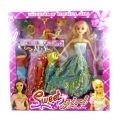 ShoppersCave Barbie Doll Set YX003B