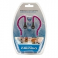 Grundig Waterproof In Ear Headphone 3.5mm