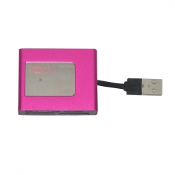 Siyoteam Hi-Speed - All-In-One Memory Card Reader - USB 2.0/1.1